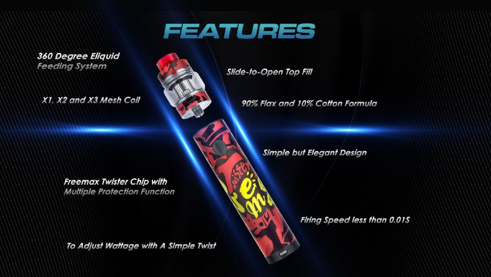 Freemax Twister 80W Starter Kit-3