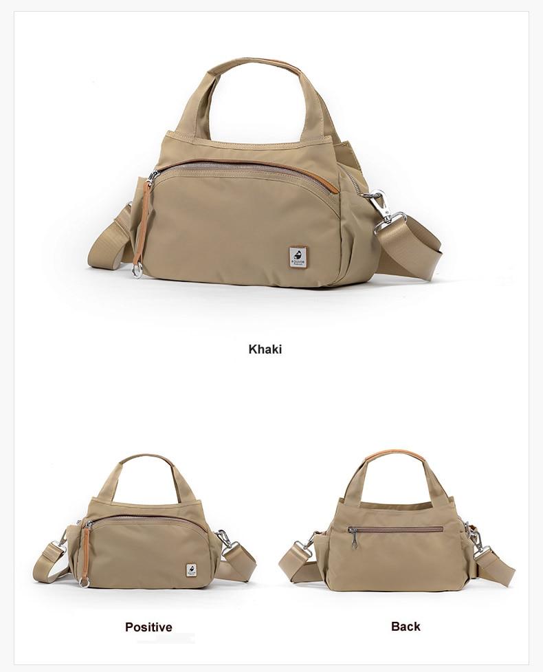 Fouvor bolsas bolsa feminina ombro feminino de