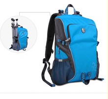 AZUL MOCHILA Impermeable SLR DSLR Camera Case Bag Para Nikon Canon Sony Fuji Pentax Olympus Leica Bolso Al Aire Libre Bolsa de Fotografía