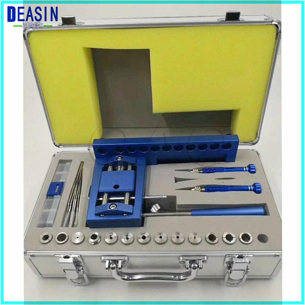 Handpiece manter ferramentas conjuntos de ferramentas de remoção de cartucho kit de reparação rolamento roover dental equipamentos de laboratório