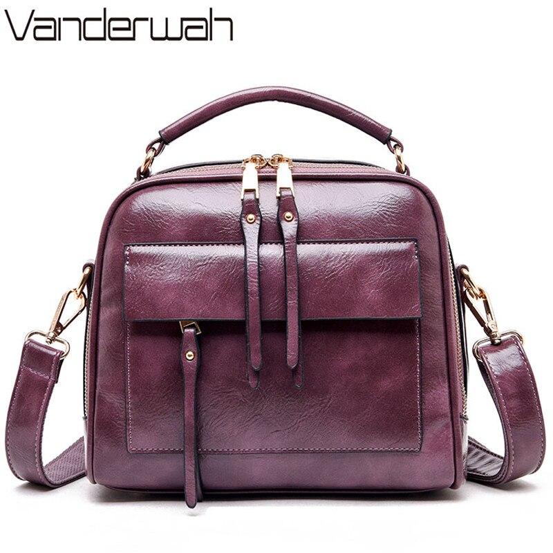 Luxury Hand bag Crossbody Bags For Women 2018 Designer Handbags Women PU Leather High Quality Totes Female Shoulder Bags Bolsos