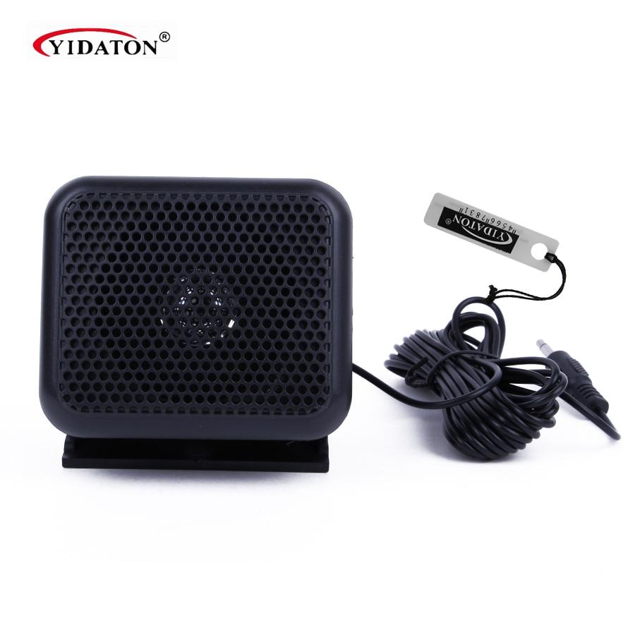 Onderdelen Externe handheld luidspreker NSP-100 voor Motorola voor For Yaesu Radio Walkie Talkie voor Kenwood Ham Radio-accessoires