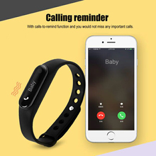 C6 Bluetooth4.0 Smart Wristband Sports Bracelet with Heart Rate Monitor Pedometer Call Reminder Sleep Tracking For iOS Android