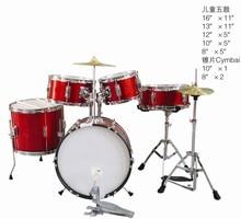 2018 Promotion Sale 6 Years Old 8pcs Unisex Infantil Kids Toys Infant Drum Set Child Toy