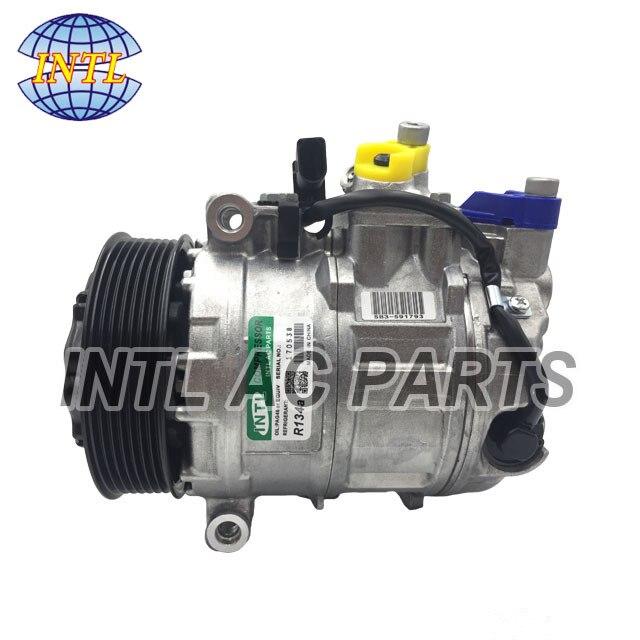 7seu17c Auto A C Compressor For Porsche Cayenne 4 5 04