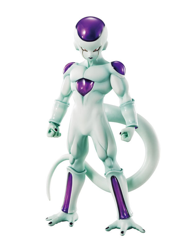 Huong Anime Figure Dragon Ball 21 CM Megahouse Dragon Ball DOD Frieza PVC Action Figure Brinquedos Collectible Model Toy hot 1pcs 28cm pvc japanese sexy anime figure dragon toy tag policwoman action figure collectible model toys brinquedos