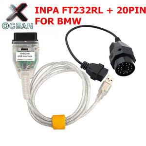 INPA K + CAN with FT232RL chip