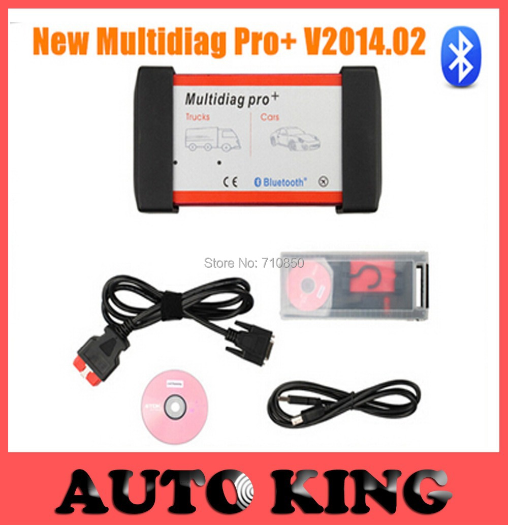 2016 Top Rated CDP Pro Tcs CDP Pro Plus V2014 02 New Design Bluetooth Multidiag Pro
