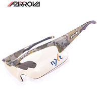 FARROVA Photochromatic Sunglasses Cycling Glasses Road Bike glasses Sports Goggles Moutain Bike Glasses Mtb Cycling Sunglasses