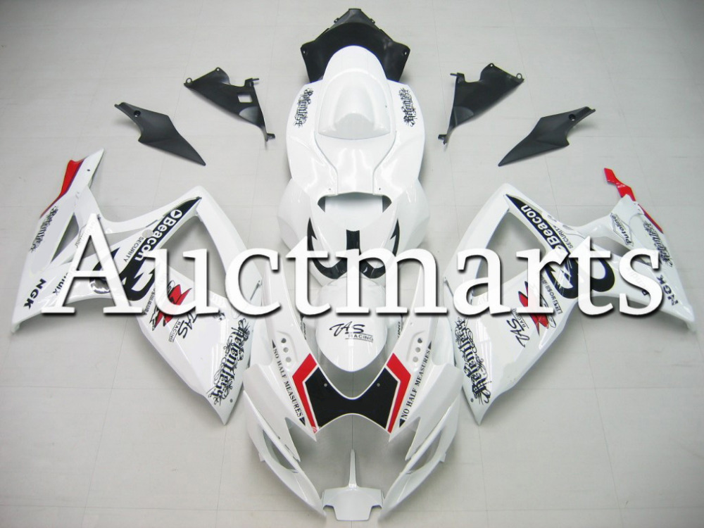 Fit for Suzuki GSX-R 600 2006 2007 ABS Plastic motorcycle Fairing Kit Bodywork GSXR600 06 07 GSXR 600 GSX R600  CB55