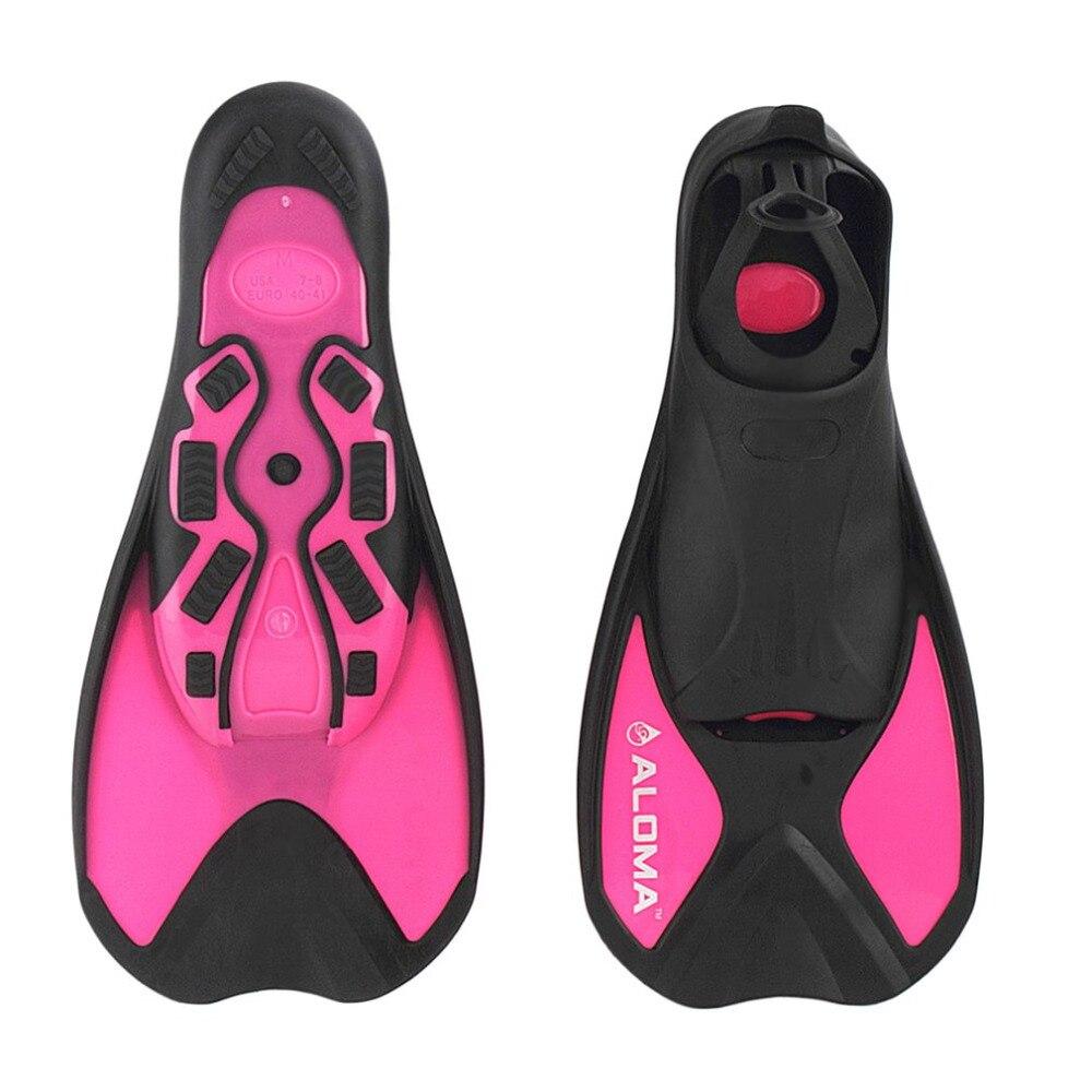 AF-680 adultos aletas largas pie completo natación snorkel aletas formación equipo de buceo de deportes de agua al aire libre velocidad más rápida nuevo