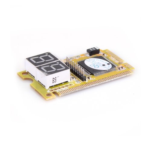 Image 3 - PROMOTION! Diagnostic Post Card USB Mini PCI E PCI LPC PC Analyzer Tester-in Add On Cards from Computer & Office
