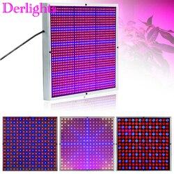 20 W/30 W/45 W/120 W Led Luz de crecimiento rojo + azul SMD2835 LED planta de cultivo lámparas de luz para plantas florecientes y sistema hidropónico