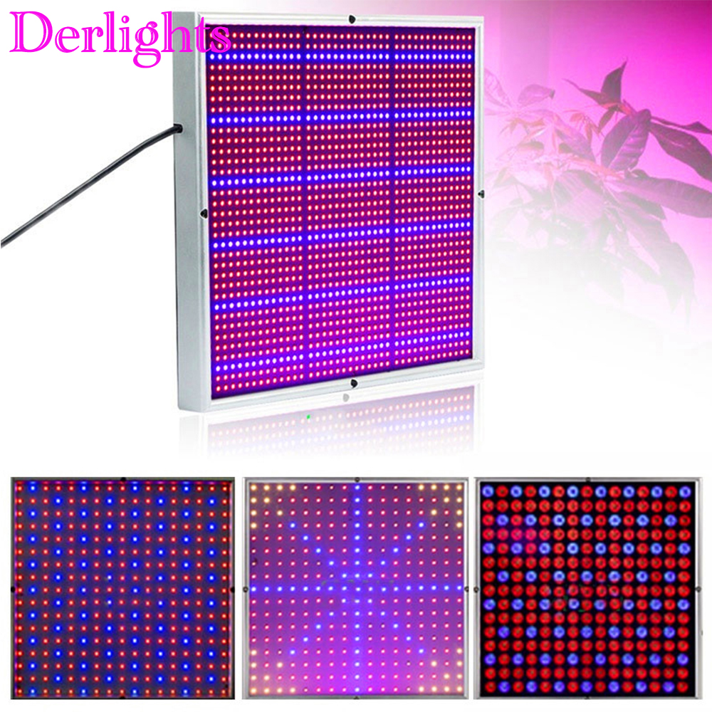 20W / 30W / 45W / 120W Led Grow Light Red + Blue SMD2835 LED Plant Grow Lamper Light til blomstrende plante- og hydroponikksystem
