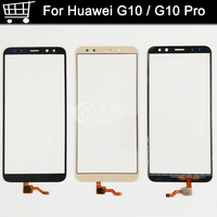 2PCS For HUAWEI G10 / G10 Plus Touch Screen Digitizer Assembly For HUAWEI G 10 / G10 Plus Replacement