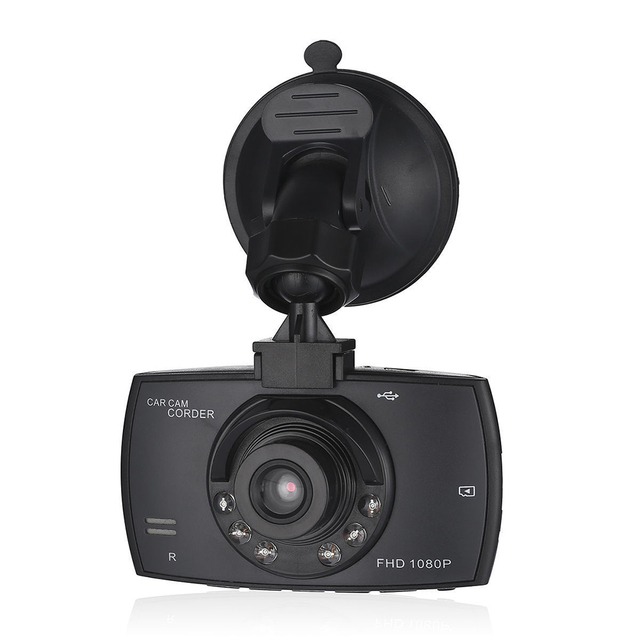 Cars Camera Night Vision G-Sensor Dash Cam