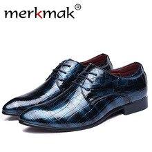 Männer Leder Freizeitschuhe Schuhe England Business-Schuhe