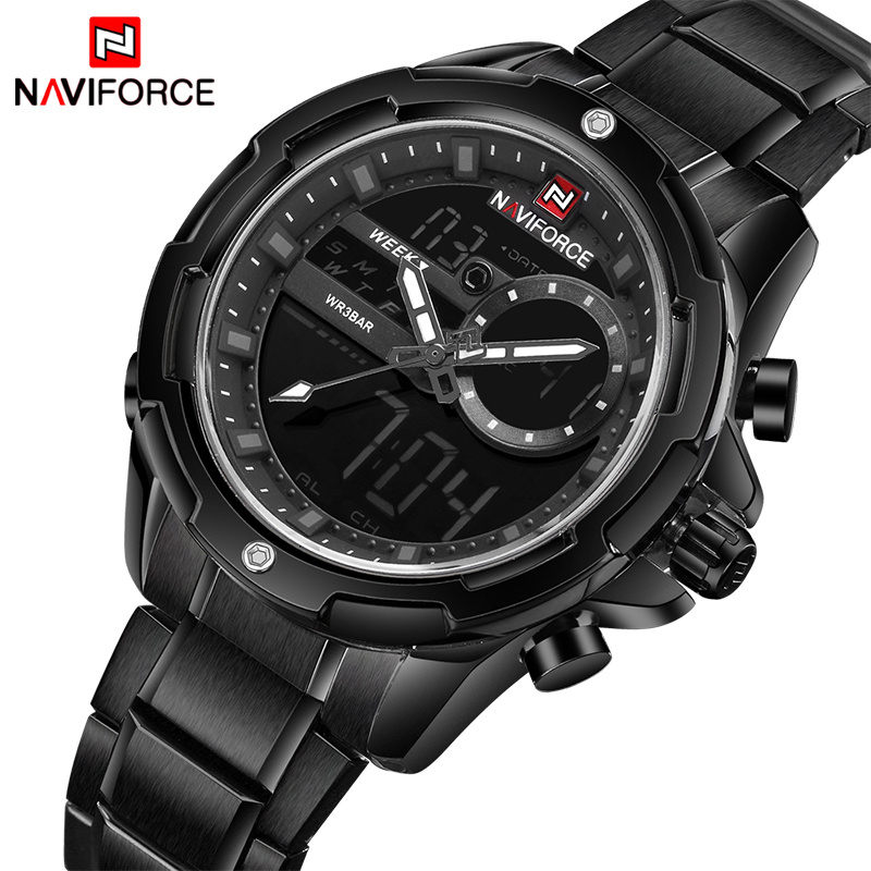 NAVIFORCE Military LED Digital Sports Watch 1
