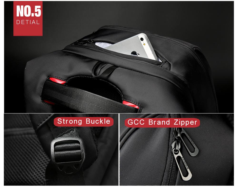 """kingsons 15 """"17"""" ноутбук рюкзак внешний USB для зарядки компьютер рюкзаки анти-кражи водонепроницаемый сумки для для мужчин для женщин"""