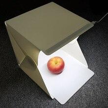 Photo studio -Mini Lightbox Studio LED Light Soft Box- Take Pictures