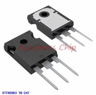 1pcs/lot STTH3003CW STTH3003 STTH30R03CW TO-247 30A 300V Fast Recovery Rectifier Diode In Stock