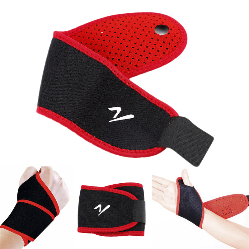 Comfortable sports protect Pad Wrist Support Brace Compression Shooter Wrist Pads Basketball Wrist Warmers Wrist Protect