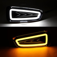 Daytime Running Light DRL for Ford F150 F 150 2010 2011 2012 2013 2014 2015 Left Right White DRL Yellow Turning Signal Light