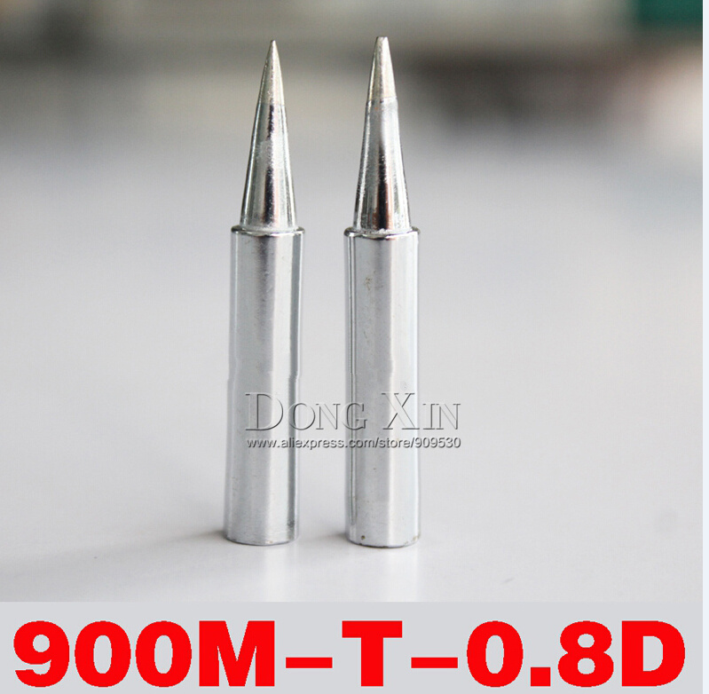 AOYUE T-1.6D Soldering Iron Tip Chisel Type for AOYUE Lukey ATTEN Solder Station