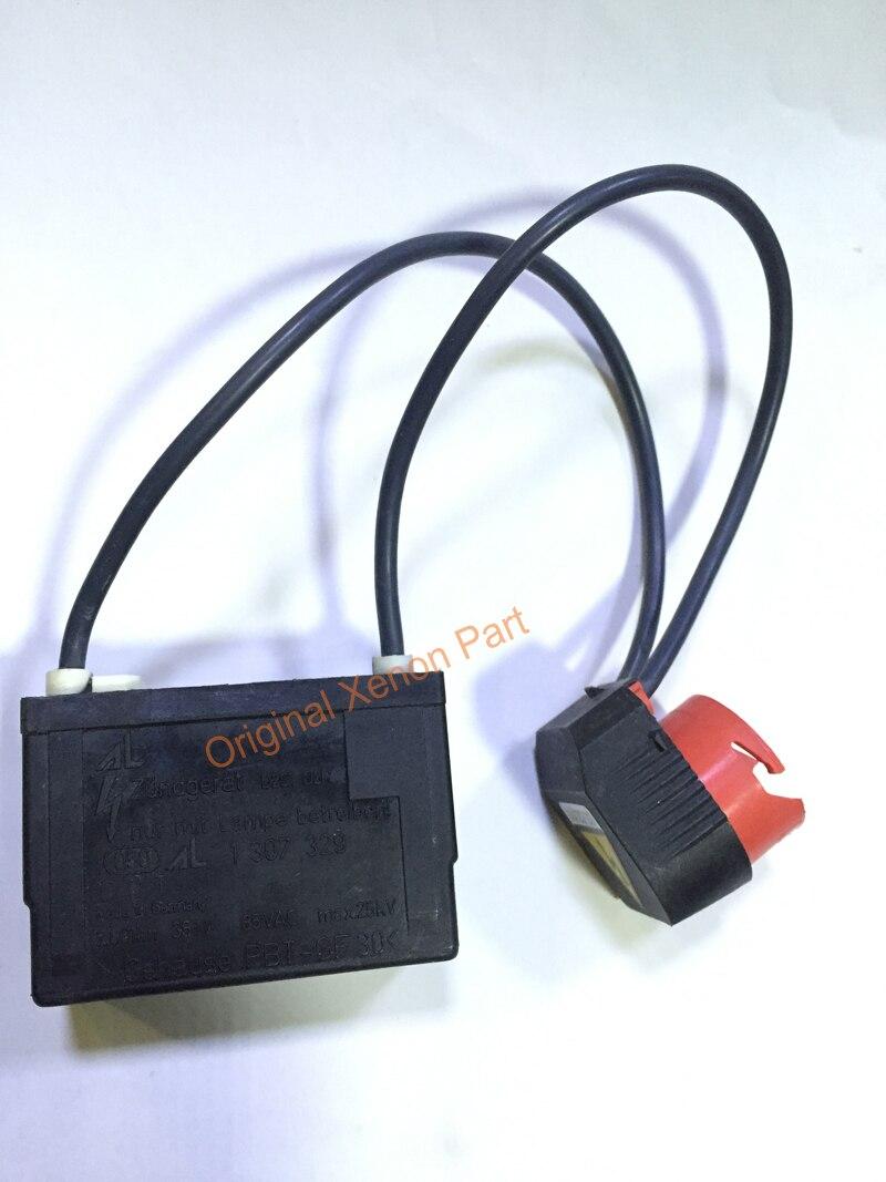 Used original Headlight Ballast Ignitor 3pin Zundgerat Steuergerat Xenon Bulb Ignitor D2S D2R 1307329058 1 307