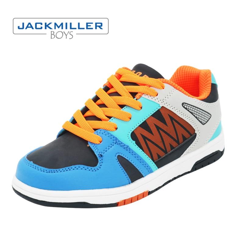 Jackmillerboys Τρέξιμο παπούτσια Αθλητικά πάνινα παπούτσια Αγόρια ... f1143a5b338