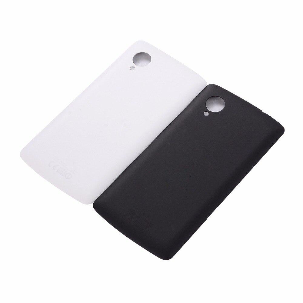 Новый Батарея дверь задняя крышка Корпус + NFC Телевизионные антенны для LG Nexus 5 D820 <font><b>D821</b></font> сзади Батарея крышка