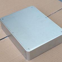 Последний круглый алюминиевый Шасси Усилитель мощности BZ2106 для предусилителя/DAC шасси