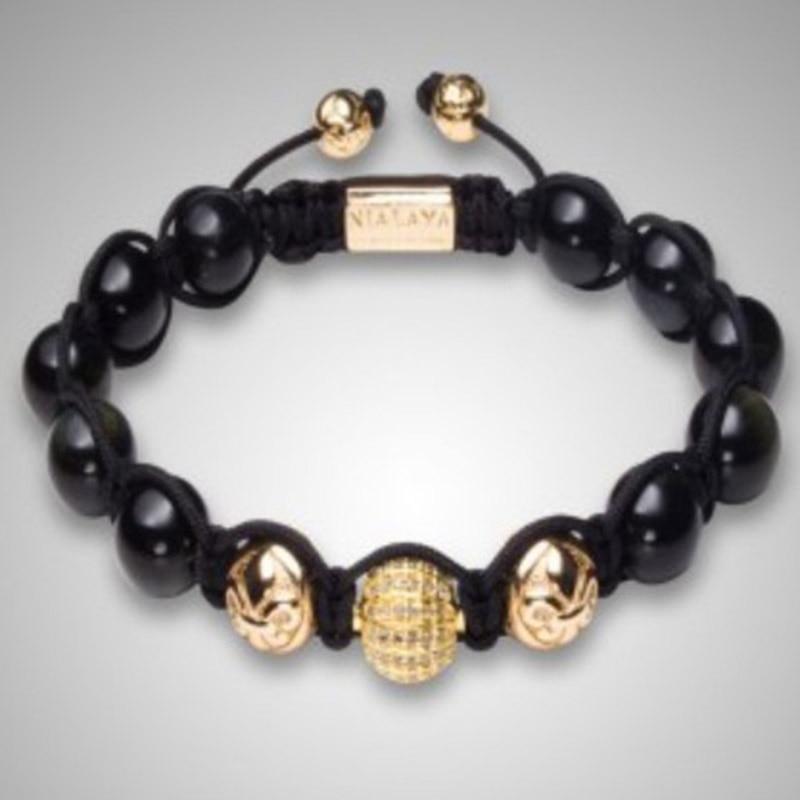 GOLD GENUINE REAL SHAMBALLA BRACELET GOLD - 500 SOLD ...