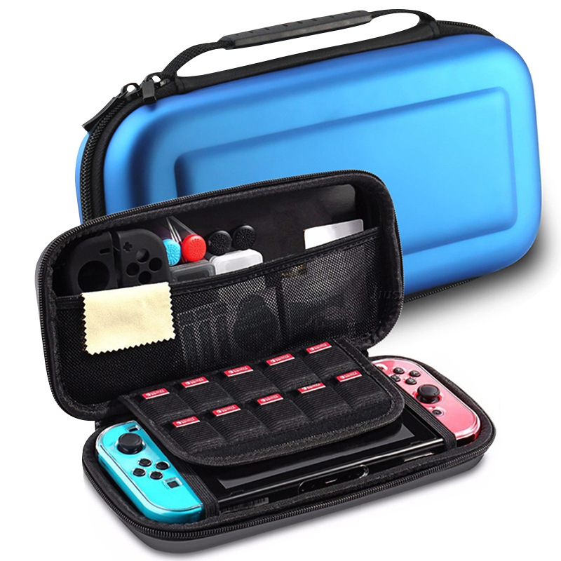 Hard EVA Storage Bag for Nintend Switch Console Protection Durable Case for NS Games Accessories
