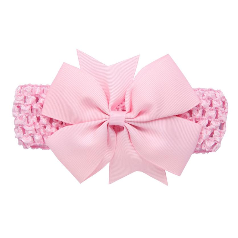 TELOTUNY 2019 Girls Headbands Bowknot Hair Accessories For Girls Infant Hair Band For Girls   Headwear   JAN30