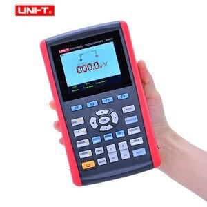 """Image 3 - UNI T UTD1025CL راسم الذبذبات الرقمية المحمولة 3.5 """"LCD شاشة ديجيتال راسم الذبذبات مقياس السيارات بالكامل مع المتعدد"""