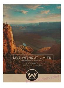 Hbo Westworld винтажные постеры. Westworld ретро плакат, крафт-бумага, бумага для бара кафе домашний декор настенная наклейка/8007