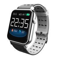 Smart Watch Y6 Pro Bracelet Detachable Watchband Heart Rate Blood Pressure Clock Waterproof Fitness Tracker Smartwatch Pro Band