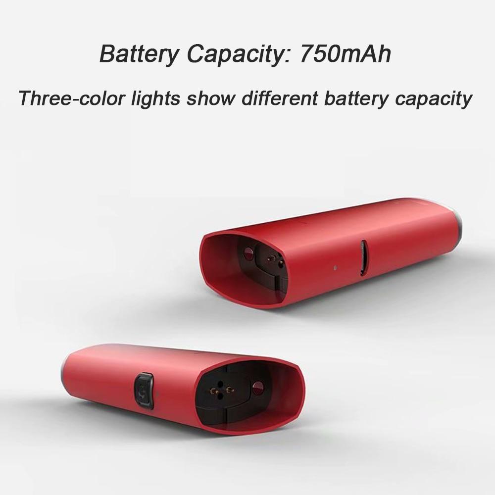 DOTENT MRPOD X Electronic Cigarette Starter Kit 750mah Built In Battery 2ml Pod Vape Cartridge 1.0ohm Replacement Coils Pen