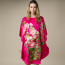 Silk Satin Dress 100% Natural Mulberry Silk Women Dresses Pl
