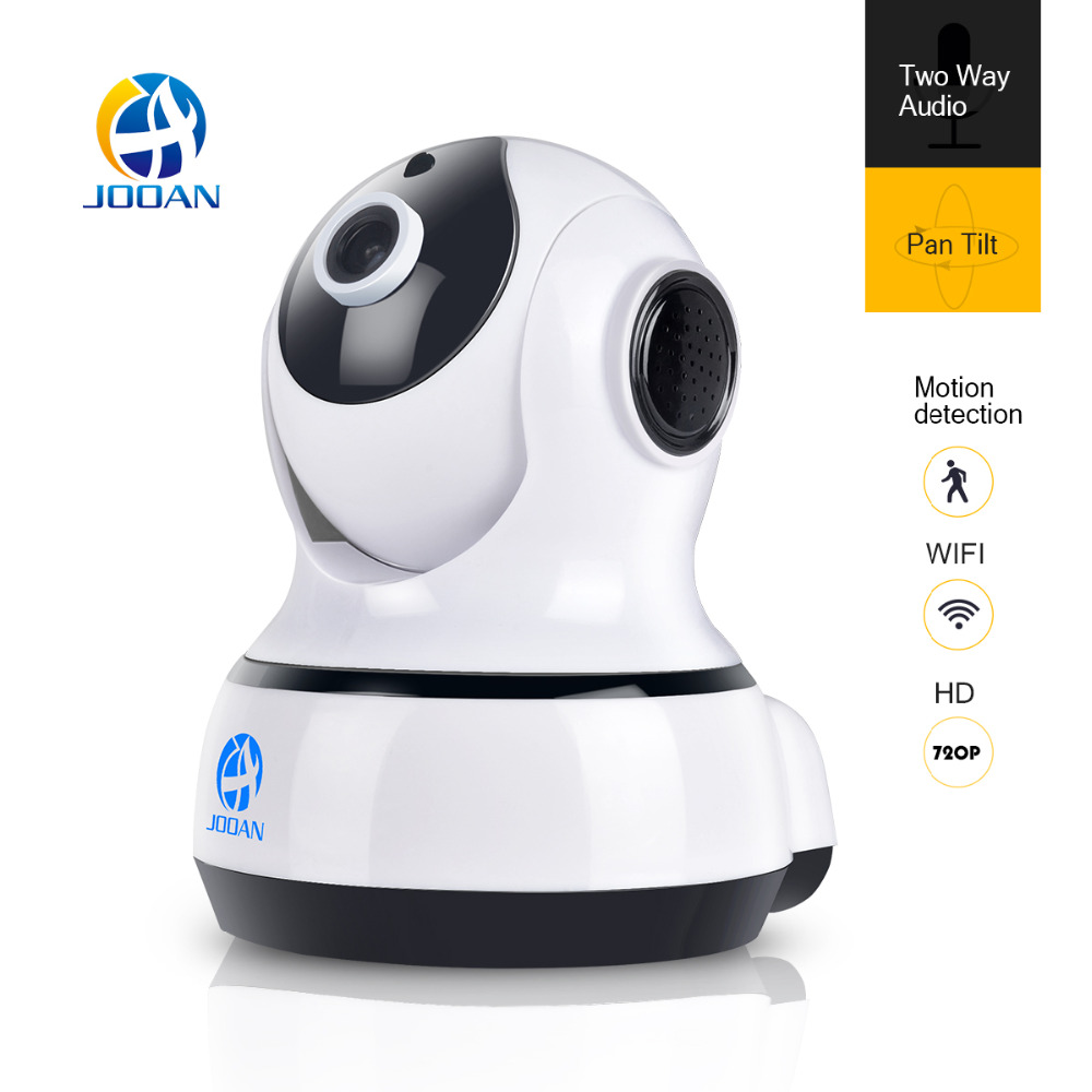 JOOAN C5M-D Cámara IP Inalámbrica 720 P Wi-Fi Red de Wifi de La Visión Nocturna de Vigilancia Cctv con Audio de Dos vías