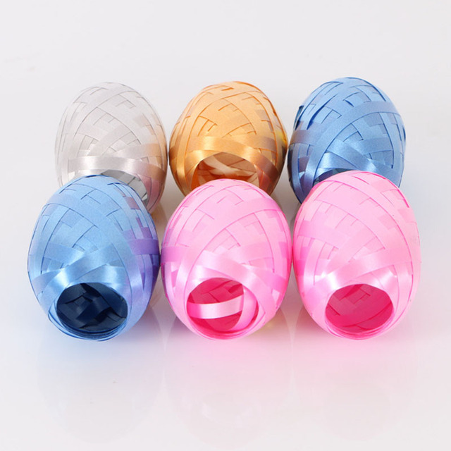 5mm*10m Balloons String For Balloon Decor Weding party Birthday Party Decorations kids Party Supplies Ballon Cup Ribbon 6pcs