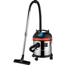 Пылесос для сухой и влажной уборки Диолд ПВУ-1200-20 (Мощность 1200Вт, стальной бак 20 л, розетка для подключения инстру