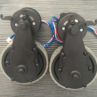 Original Right Left wheel with motor for robot vacuum cleaner Ecovacs Deebot DT85 DT83 robot Vacuum Cleaner Parts wheel motor