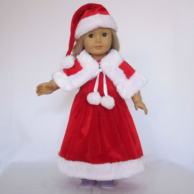 "Free shipping!Doll Clothes fits for 18"" American girl"