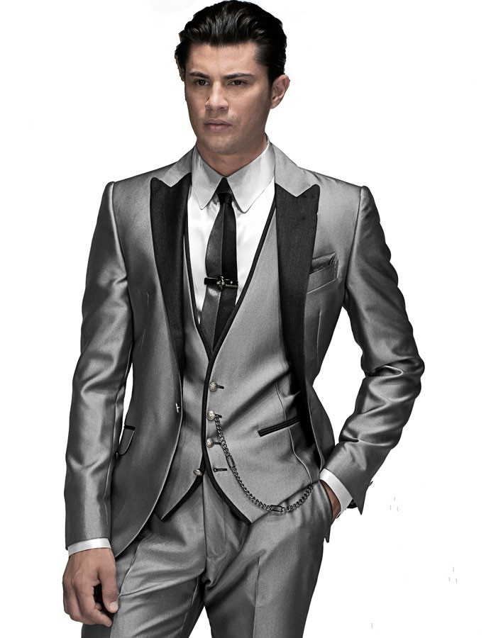 Online Get Cheap Silver Silk Suit -Aliexpress.com | Alibaba Group