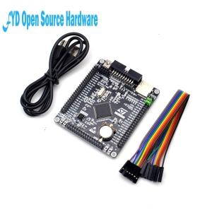 1PCS STM32F407VET6 development board Cortex-M4 STM32 minimum system learning board ARM core board STM module(China)