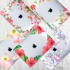 Redlai Floral Print Hard Case Sleeve Cover For Apple Macbook Pro Retina 12 13 3 15