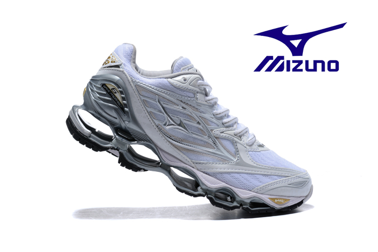 MIZUNO WAVE Prophecy 6 professional running shoes Women Outdoor Sports Weight lifting Shoes White basketball shoes size 40-45