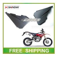 SHINERAY X2 X2X крышка воздушного фильтра левая сторона пластиковая крышка 250cc грязный велосипед питбайк аксессуары для мотоциклов